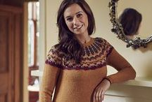 Crafty Christmas / Classic, pretty knits for Christmas. Think about homewares, decorations and toys as well as garments and accessories - everything you could need for the festive season!