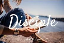 Discipleship / Christian blog posts and inspiration about discipleship.
