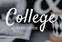 Christian in College / Resources that help lead college age women to Jesus.