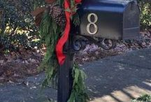 Decorating Your Mailbox / Transform your mailbox into a work of art. Decorate your mailbox for all the seasons and holidays. Add instant curb appeal to your home.