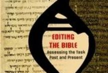 The Bible and Biblical Scholarship--ACLS Humanities E-Book / Titles on the Bible and biblical literature and scholarship from the Humanities E-Book Collection / by American Council of Learned Societies