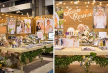 WEDDING fair inspiration / Ideas and inspiration for Wedding Fair and Bridal Markets