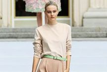 Spring/Summer Style 2016 / Loose and airy, light as a feather, stylish and comfortable. Garments which don't weigh you down.