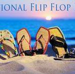 Lovin' flip flops / Festive flip flops