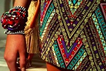 Spunk and Sass. / An agglomeration of fashion and style inspiration~~~ Fabrics, outfits, and styling, for a funky, colorful, sparkly, bright, fun, hippie, boho, pretty mood board of things totally [part of] my style.  / by Stay Country Clothing