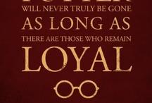 ϟ Harry Potter / Always / by first principles ⋆