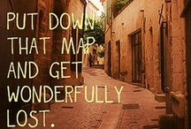 ✈ Travel [until you can] / Wise #Travel #Quotes
