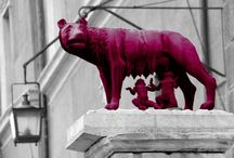 Rome in Purple! / Web photos of the Eternal City.. under a Purple viewpoint..