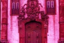 Gorgeous Doors / My fascination with beautiful doors....enjoy