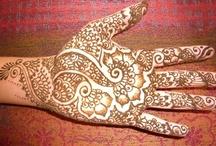 Henna Hands (Mehendi)