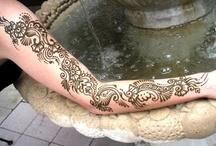 Body Henna  / Orlando's Best Henna Artist Tattoo - www.tejalhenna.com 407-415-7994
