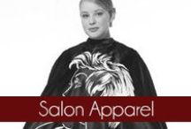 Salon Apparel - Olivia Garden / Olivia Garden apparel will bring style and class to any salon. With the most stylish aprons, capes, gowns, jackets, and vests we are sure you will find a look to fit your salon. Founded in 1968, #OliviaGarden has a long-standing, family history of designing and manufacturing high quality beauty tools engineered to exceed hairdresser and consumer needs. Find stylish apparel at OliviaGarden.com #BeautyTools