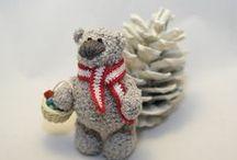 My little hobby / crochet toys