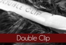 Double Clip Curlers – Olivia Garden / The Olivia Garden #DoubleClip Beauty Tools are ideal for a dry-set pin curl and many other curling techniques. With the #DoubleClip Beauty Tools you can hold multiple sections in one clip. Founded in 1968, #OliviaGarden has a long-standing, family history of designing and manufacturing high quality #BeautyTools engineered to exceed hairdresser and consumer needs. Find your perfect curler at OliviaGarden.com  / by Olivia Garden International