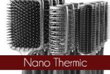 Nano Thermic - Olivia Garden / The Olivia Garden Nano Thermic hair brushes are the latest technology in brushes combined to create the most advanced professional look. Founded in 1968, #OliviaGarden has a long-standing, family history of designing and manufacturing high quality beauty tools engineered to exceed hairdresser and consumer needs. Find the right brush for your hair at OliviaGarden.com #BeautyTools #NanoThermic