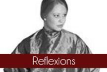Reflexions - Olivia Garden / The Olivia Garden reflexions apparel is all purpose professional apparel with a beautiful feminine touch. Founded in 1968, #OliviaGarden has a long-standing, family history of designing and manufacturing high quality beauty tools engineered to exceed hairdresser and consumer needs. Find stylish apparel at OliviaGarden.com #BeautyTools #Reflexions