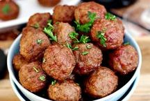 Super Bowl & Game Day food / The BEST recipes for game day! Get ready for the Super Bowl, tailgating and game day eating.