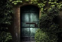 двери, порталы, арки, проёмы
