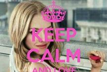 <3 Keep calm: Amanda Seyfried <3 / Este tablero lo he creado para todos los Keep calms de Amanda Seyfried :)