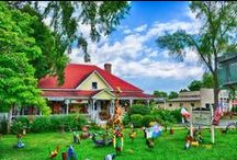Historic Downtown Pittsboro North Carolina / Businesses and places in historic downtown Pittsboro NC