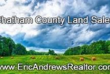 Land for Sale Chatham County NC / Land for Sale in Chatham County NC. This includes Pittsboro, Siler City, and surrounding towns in Chatham County North Carolina, acreage, farms, commercial, and more.