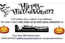 Happy Halloween 2014  Ricci & Capricci / Evento Happy Halloween 2014  Grazie a tutti per aver partecipato!