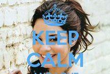 <3 Keep calm: Vanessa Hudgens <3 / Este tablero lo he creado para tener todos los keep calms de Vanessa Hudgens :).