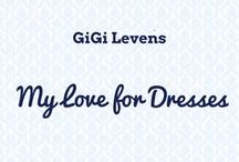 I ❤️ dresses / Because I love to twirl in them...