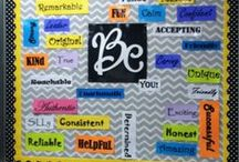 Character Education / I want to teach my students about the core values needed to cooperate and keep our society running smoothly, I want them to learn the universally accepted character traits and/or core values such as respect, honesty, responsibility, and fairness and then be able to apply it and become active citizens.