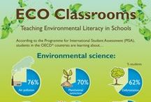 Environmental Literacy / I want to teach the understanding of environment and the circumstances and conditions affecting it, as well as, society's impact on the natural world and then inspire students to take action on environmental issues.