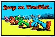 Keep on Truckin' / by Colin Fletcher