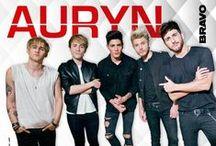 <3 Pósters: Auryn <3 / Este tablero lo he creado para tener todos los póster de Auryn :)