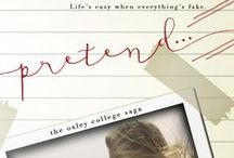 Pretend ... (Oxley College Saga, 2) / Savvy is trying to overcome the massive changes to her life after her parents were killed in a horrendous car crash that was her fault. The last thing she needs is to fall in love with her cousin's ex – the one person in her new life who knows about her old one.