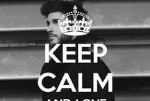 <3 Keep Calm: Alvaro Gango <3 / Este tablero lo he creado para tener todos los Keep calms de Alvaro Gango :)