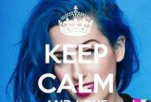<3 Keep calm: Sonia Gomez <3 / Este tablero lo he creado para tener todos los Keep calms de Sonia Gomez :)