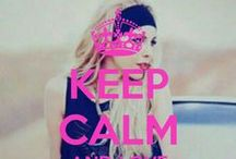 <3 Keep calm: Rocío Cabrera <3 / Este tablero lo he creado para tener todos los Keep calms de Rocío Cabrera :)