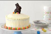 PAQUES / Des idées de recettes, de déco et d'activités manuelles pour Pâques.