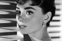 Audrey Hepburn / my favourite Actor and a great inspiration
