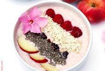 PETIT DEJ' & BRUNCH / Des idées et des inspirations de recettes pour le petit déjeuner et le brunch.
