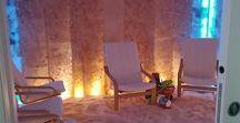 Grotta di Sale Rosa / La nostra Grotta di Sale Rosa con il suo microclima, la cromoterapia e l'ambiente così saturo di sale aiuta ad alleviare problemi respiratori(sinusiti, riniti, bronchiti), allergie, asma, dermatiti e psoriasi. La prima prova è sempre GRATUITA!!!