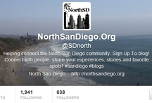 Connect With Us!  / by NorthSanDiego.Org North San Diego County