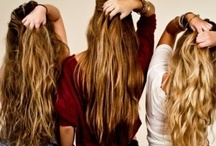 long hair fun stuff / by Kati Shuman