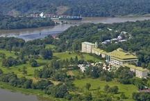 Lugares y espacios favoritos / by Gamboa Rainforest Resort Panama