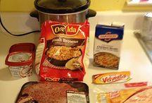 Crockpot Foods