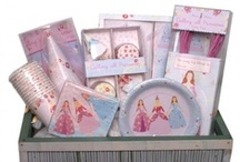 we theme ... princess party! / Calling all Princesses! Our Princess range is unique in every way from princess shaped invitations with pearl necklace, party hats with gorgeous flowing ribbon and exquisite gift bags to take home. Purchase our complete Princess Party Kit or browse our shop to create your own Princess theme. Environmentally friendly and recyclable. Available from www.lovetheoccasion.com.au