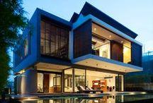 Dreamhouses / Häuser in die man am liebsten heute noch einziehen würde :-)