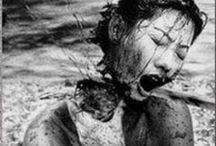 True Faces of War / Warning:  This board contains photographs that are extremely graphic and violent in nature. / by Barbara Button