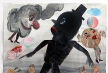 Mixed media and more /  Exploring art through different medias / by Donatella Crippa