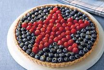 Fun Food for the 4th of July! / Creative food ideas idea for July 4th celebration.