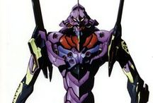 """The Beast / Art, designs and stuff about the EVA01 from the """"Neon Genesis Evangelion"""" saga"""